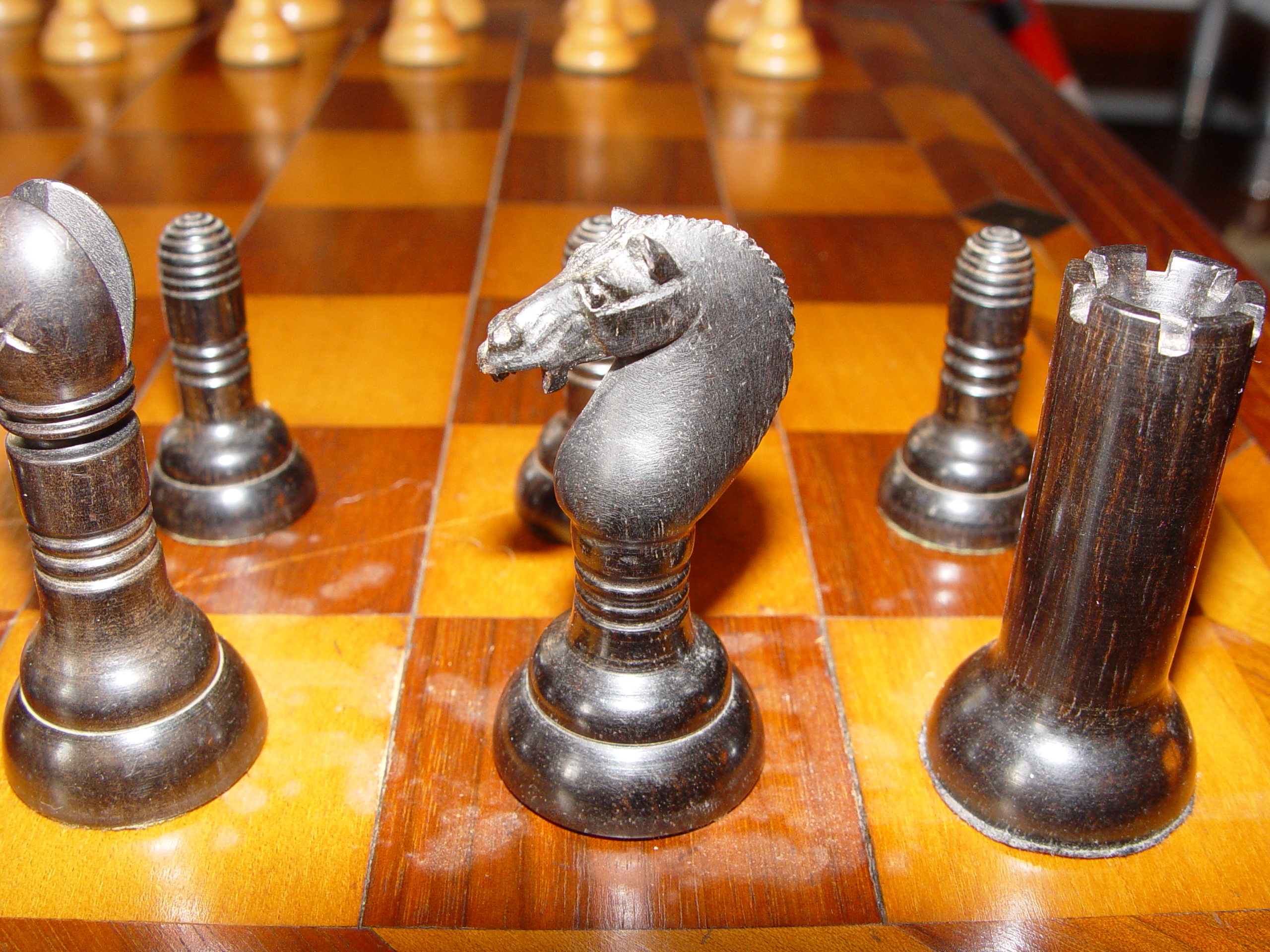 essays on chess Chess: the game of war uploaded by gotskillz on jul 04, 2004 they say that chess is the game of gentlemen.