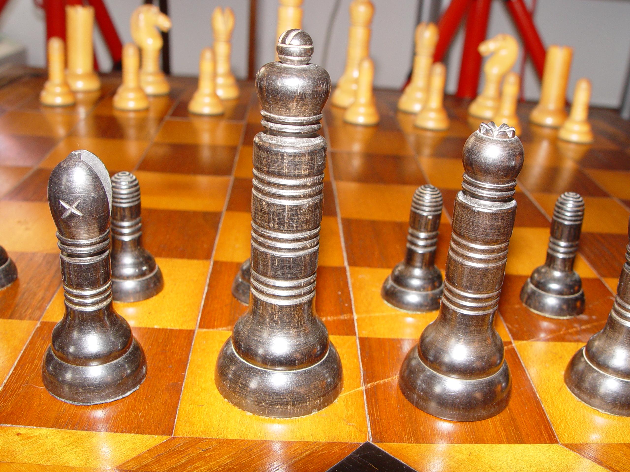 essays on chess
