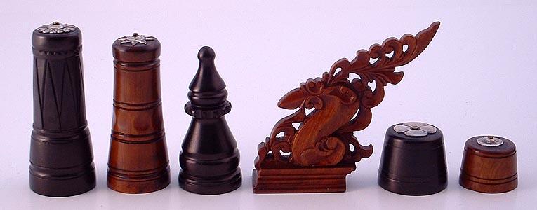 Moro Large Chess Set