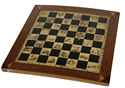 Danish Penwork Decorated Chessboard